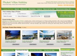 Phuket Villas Holiday, Thailand