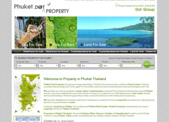 Property in Phuket Thailand